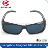Las gafas de sol 2016 nuevas lentes de moda de Sun venden al por mayor la insignia de encargo ajustada sobre las gafas de sol de la cortina de Sun