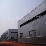 Almacén moderno de la estructura de acero en Suráfrica