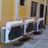 Climatiseur fendu solaire thermique hybride du prix usine R410A