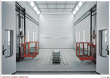 Hoher Standard-Selbstfarbanstrich-Geräten-Garage-Spray-Stand