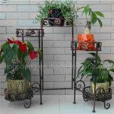 Оптовый складывая цветочный горшок Pergola цветочного горшка/ковки чугуна