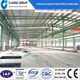 Alto disegno di costruzione prefabbricato Qualtity economico della struttura d'acciaio