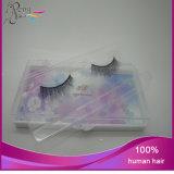 Cigli falsi spessi reali 3D di trucco 100% delle donne