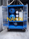 Double Stages를 가진 트레일러 Type Vacuum Insulating Oil Purifier