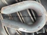 Нержавеющая сталь кольца DIN6899b для петли веревочки провода