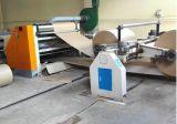 高速段ボール紙のボードの印刷機械装置1つのシリーズの
