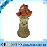 Design Popular Polyresin Garden Decoration Resin Mushroom