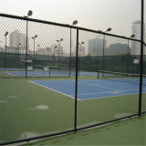 PVC Coated Chain Link Fence/Hot Dipped Galvanized Chain Link Fence für Stadium