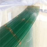 Manufactory изогнутого прокатанного защитного стекла (CE/ISO/SGS/CCC)