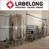 Sistema industrial RO Purificador de água de osmose reversa de aço inoxidável