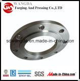 O ANSI 16.5 forjou a flange do aço de carbono das flanges do encaixe de tubulação
