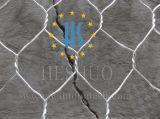 Cestino esagonale di Gabion della maglia