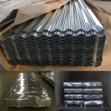 Цена листа толя металла горячего DIP гальванизированное Corrugated