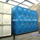 Цистерна с водой FRP GRP SMC модульная 15000 литров