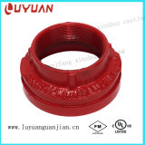 ASTM536 tubo de acoplamiento y colado Reductor concéntrico