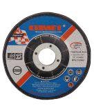 Meule de centre déprimé pour l'abrasif en métal (115X6X22.2) avec des certificats de MPA