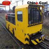 Cty, das elektrische Lokomotive gewinnt