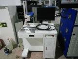 보석을%s 광섬유 Laser 표하기 기계