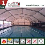 フットボールのテニスコートの体操の一時競技場のための20X30mの多角形のスポーツの構造