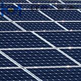 太陽モジュールのための織り目加工の太陽電池パネルの強くされたか、または和らげられた上塗を施してある光起電ガラス