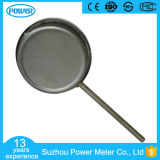 maat Van uitstekende kwaliteit van de Temperatuur van het Roestvrij staal van de Thermometer van 100mm de Bimetaal