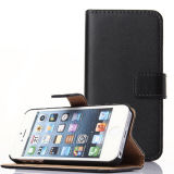 iPhone 6 аргументы за кожи бумажника сотового телефона складное