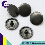 Boucle noire en métal de qualité
