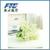 Flores plásticas artificiais da decoração por atacado barata de China