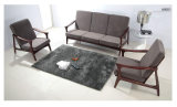 Insiemi del sofà dell'ultimo del sofà salone di disegno/sofà di legno disegno dell'oggetto d'antiquariato