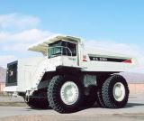 Válvula de freio de pé (WITH PEDAL) (9015336) para caminhão Terex