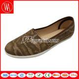 Chaussures occasionnelles de loisirs de toile de dames d'été/ressort