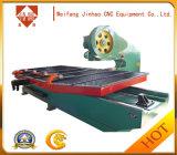 Punzonadora del CNC de las palabras luminosas baratas chinas del LED con la plataforma que introduce