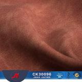 2018 nuovo cuoio del PVC del cuoio sintetico Nubuck/Yangbuck di disegno per i pattini dei sacchetti