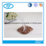 Мешок еды пластичный упаковывать на крене или в мешке
