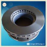 Carcaça do ferro cinzento para o rotor do freio do caminhão, disco do freio do caminhão
