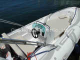 Center Console를 가진 엄밀한 Inflatable Boat Rib Boat 580
