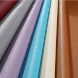 Form-versah Quermuster-Doppeltes PU-lamellierendes Leder für Dame-Handtasche mit Seiten