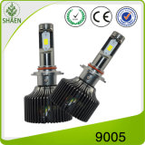 9005 faro dell'automobile di 50W 5000lm LED
