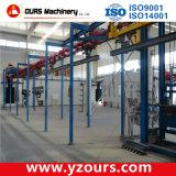 Sistema di trasportatore di piatto di vendita diretta della fabbrica