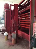 UL Pijpen van het Staal van de FM de Rode Geschilderde Gelaste met Gegroeft Eind voor Brandbestrijding