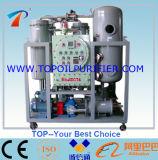Usine multifonctionnelle Ty de purification de pétrole de turbine