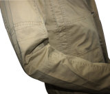 Куртка зимы пригонки вскользь людей куртки ворота куртки Multi-Карманн тонкая