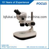 Binokulares Prüfungs-Mikroskop des Schmelzpunkt-0.68-4.6X