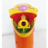 jouet extérieur de canon de bulle de tigre de jouet de musique d'été