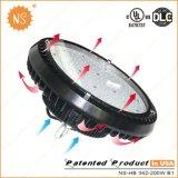 UFO industrial de la iluminación de Dlc IP65 200W LED del cUL de la UL con 5 años de garantía