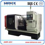 CNC 합금 바퀴 Awr32h를 위한 자동적인 변죽 수선 선반 기계