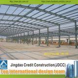 Almacén estructural de acero Jdcc1004 del edificio de la alta calidad y del precio competitivo