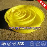 Prendedor plástico redondo quadrado feito-à-medida do tampão (SWCPU-P-F790)