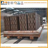 Forno di traforo del mattone dell'argilla nella linea di produzione del mattone