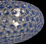 Round moderno Ball Crystal Lighting em Zhongshan com CE Certificate